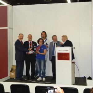 Deux françaises sur le podium du concours du brasage manuel de l'IPC