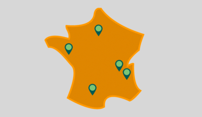 IFTEC plus proche de vous. Après Lyon et Nantes, maintenant Grenoble et Toulouse