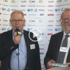 Vidéo : Cérémonie de remise des prix du concours IPC de Brasage manuel 2017