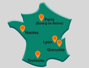 Formations IFTEC à Nantes, Lyon, Grenoble et Toulouse, encore plus de sessions en 2018 !