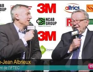 GLOBAL INDUSTRIE 2018 – INTERVIEW DE PIERRE-JEAN ALBRIEUX, PRÉSIDENT DE L'IFTEC