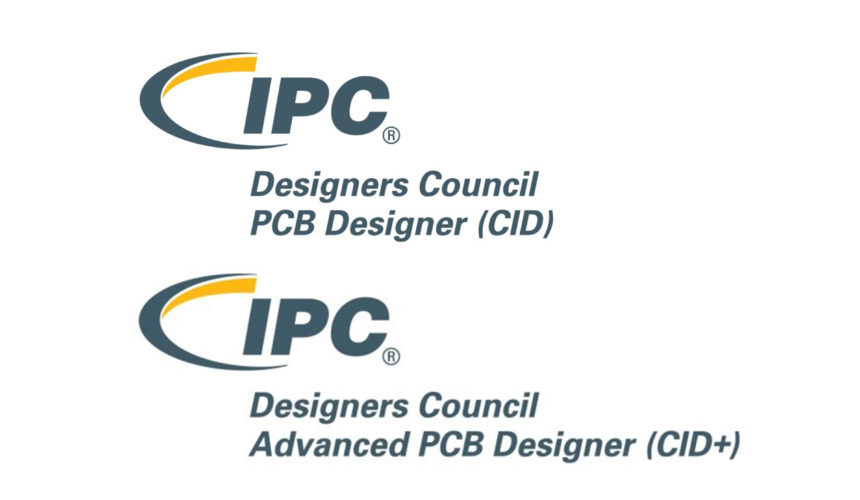 Certification avancée de concepteur IPC (CID+)