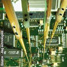 35 - Test électrique de cartes électroniques