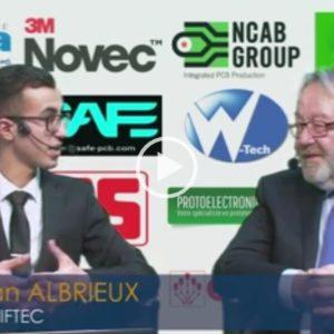 Vidéo : Enova Strasbourg 2017 – Interview de Pierre-Jean ALBRIEUX, Président de l'IFTEC