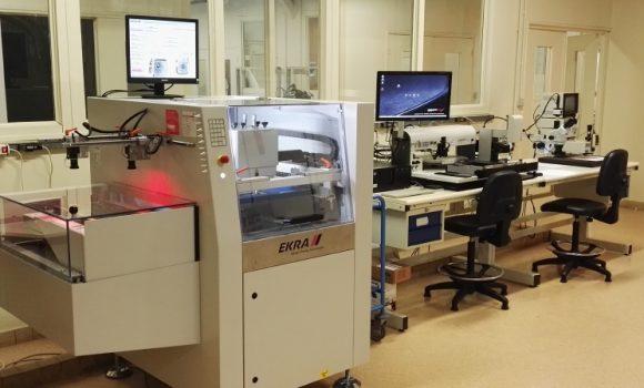 Nouveaux équipements à l'IFTEC
