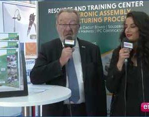 Vidéo : PRODUCTRONICA MUNICH 2019 – INTERVIEW DE PIERRE-JEAN ALBRIEUX, PRÉSIDENT DE L'IFTEC