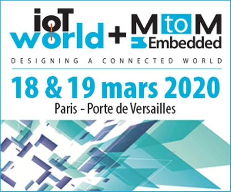 IoT – M to M – Embedded Paris